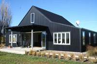 accommodation Marlborough vineyard Blenheim New Zealand - The Shed accommodation Marlborough - vineyard holiday accommodation